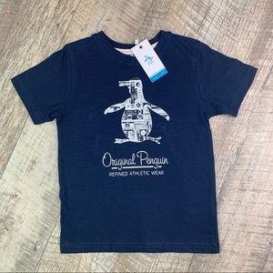 NWT Original Penguin T-Shirt ~ Sz 5Y